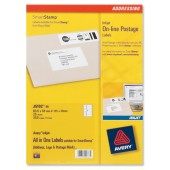 Avery Labels SmartStamp AllinOneJ5102-25