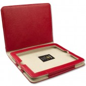 Krusell Gaia iPad2 Case Red 71201