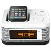 &Memorex iPhoneiPod FM ClockRadio M10129