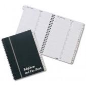 Concord Tel & Fax Book A5 A-Z 87110/CD10