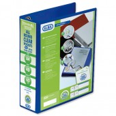 Elba Pres RBndr 65mm A4 4R Blu 400008675