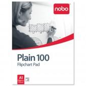 Nobo 100 Flipchart Pads 346 33681