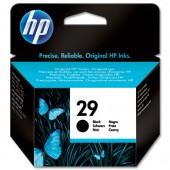 HP 29 Inkjet Cart Black 51629AE