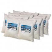 **White De Icing Salt 40 bags 40 SALT1