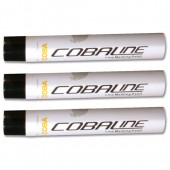 &Cobaline Marking Spray Blk Pk6