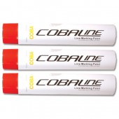 &Cobaline Marking Spray Red Pk6