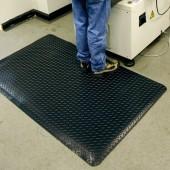&COBA Deckplate 0.6mx0.9m Mat Black