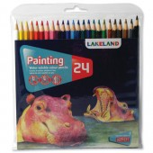 Lakeland Painting Pencils Pk24 33255