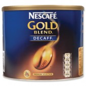 Nescafe Decaf Gold Blend Coffee 5200230