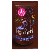 CadburysChoc HighlghtsSachtsQty50 A03334