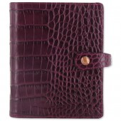 Filofax Osterley Pocket Plum 021674