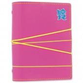 Filofax LondonLine Burst Pkt Pink 021612