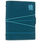 Filofax LondonLine Burst Pkt Blue 021912
