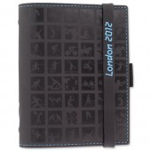 Filofax London Icons Pocket Black 021112