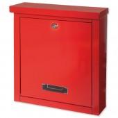 Letterbox Brighton Red T04504