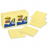 Post-It SupStcky Z Notes 3x3 R330-12SSCY