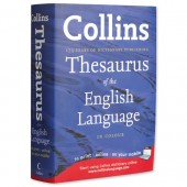 &Collins Thesaurus A-Z 9780007281015