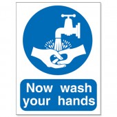 Now Wash Your Hands Ns022