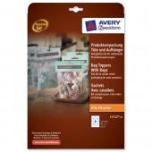 Avery Printable Peg Bag Header L7112-10