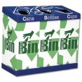 **Vending Recycling Bin