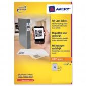 Avery QR Code Lbl Square L7120-20
