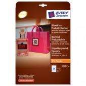 Avery QR Code Lbl Square L7121-20