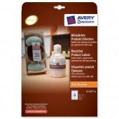 Avery QR Code Lbl Rect L7122-20