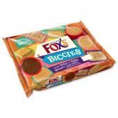 Foxs Biccies 280g Flow Wrap A07538