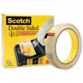 3M Scotch Double Sided Perm Tape 6651933