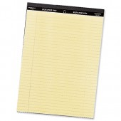5 Star OfficeA4 ExecPad 50ShtYel NS9687X