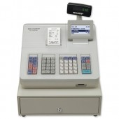 &Sharp White Cash Register 207w
