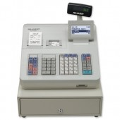 &Sharp White Cash Register 307w