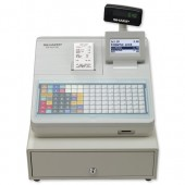 &Sharp White Cash Register 217w