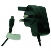 Plug&Go  Blackberry Mains Charge