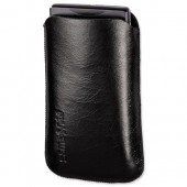 Samsonite Black Leather PhoneCase XXL106
