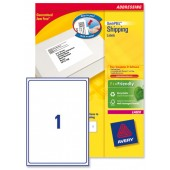 Avery Laser Labels White L7167-40