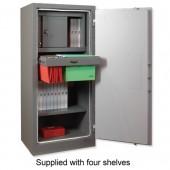 3*SecureDIN2 Archive Cab SL00301