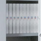3*SecureDIN4 Shelf
