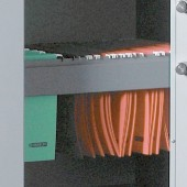 3*SecureDIN4 Pullout frame