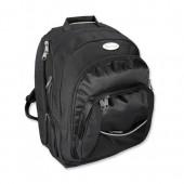 Lightpak Bckpack Nylon Blk 46090