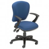 #Influx Vit  HB PCB Task Chair Blue