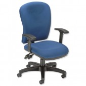 #Influx Vit  HB Async Task Chair Blue