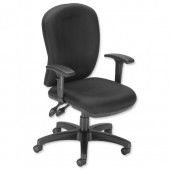 #Influx Vit  HB Async Task Chair Black