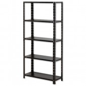 InfluxLD Bltd 5 Shelf Unit Blk