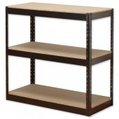 InfluxHD Bltls 3 Shelf Frm Unit Blk