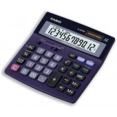 Casio Desk Calculator Black D20M/TV