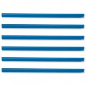 Durable Spine Bar 6mm Blue Pk50 2931/06
