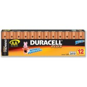 Duracell Plus Power Battery Size AA Pk12