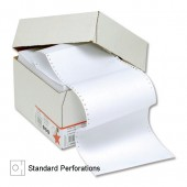 5 Star L/Paper 11x241 70gm Plain Bx2000