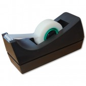 5 Star Mini Tape Dispenser Black